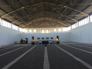 The Arena at the Chinati Foundation
