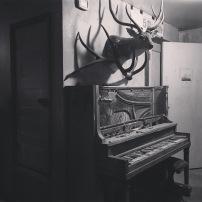 Lost Horse piano