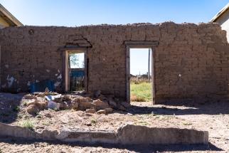 Marfa rubble