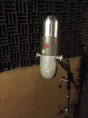 Al Green's Microphone